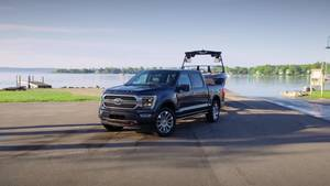 All new F-150 Features - B-Roll