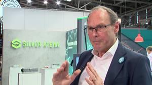 Josef Mittelhuber, CEO, Silver Atena
