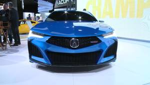 Acura at the LA Auto Show 2019