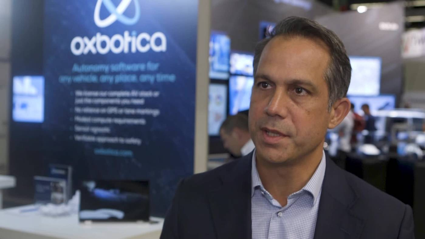 Autonomous-as-a-Service Oxbotica CEO Looks at New Projects on the Horizon