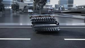 Animation – Audi e-tron Sportback battery and safety (English)