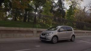 SEAT Mii electric Dynamic Video HQ Footage