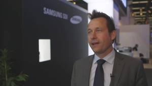 Michael Bramberger, Head of Communications Europe, Samsung