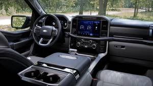 All-new F-150 Limited Interiors - B-Roll