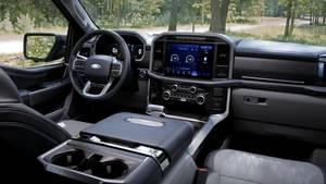 All-new F-150 Limited Interiors - B-Roll