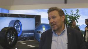 Cyrille Roget, Scientific & Innovation Communication Director, Michelin