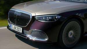 Mercedes-Maybach S-Class - Trailer