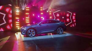 Event B-roll - World Premiere of Audi e-tron Sportback