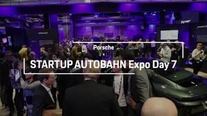 Porsche x Startup Autobahn - Expo Day 7