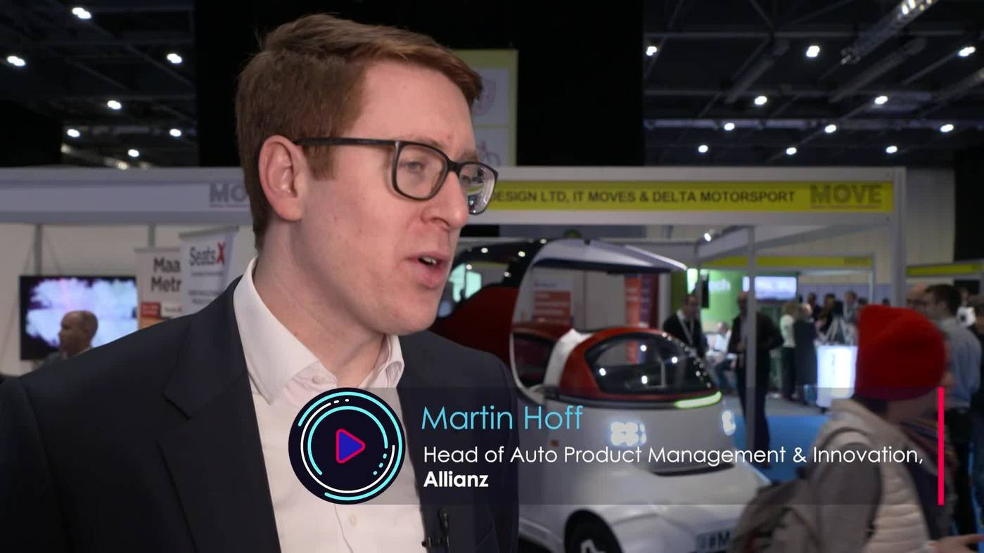 Allianz Innovates The Motor Insurance Market