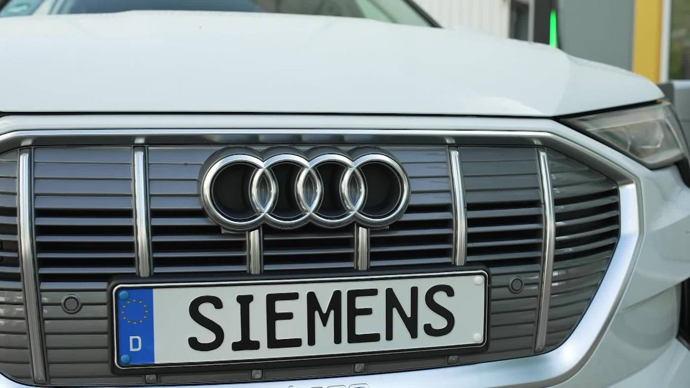 Siemens AG and the future of EV charging