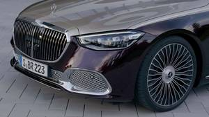 Mercedes-Maybach S-Class - Footage Design