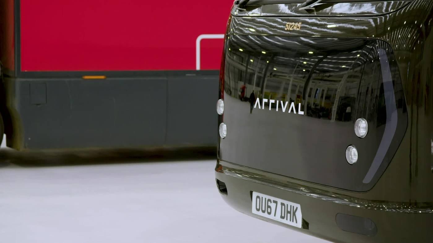 Hyundai and Kia invest in Arrival