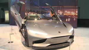 Karma Automotive at AutoMobility in LA