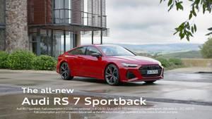 Audi RS7 Trailer UHD ENG