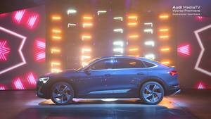 World Premiere – Audi e-tron Sportback (English)