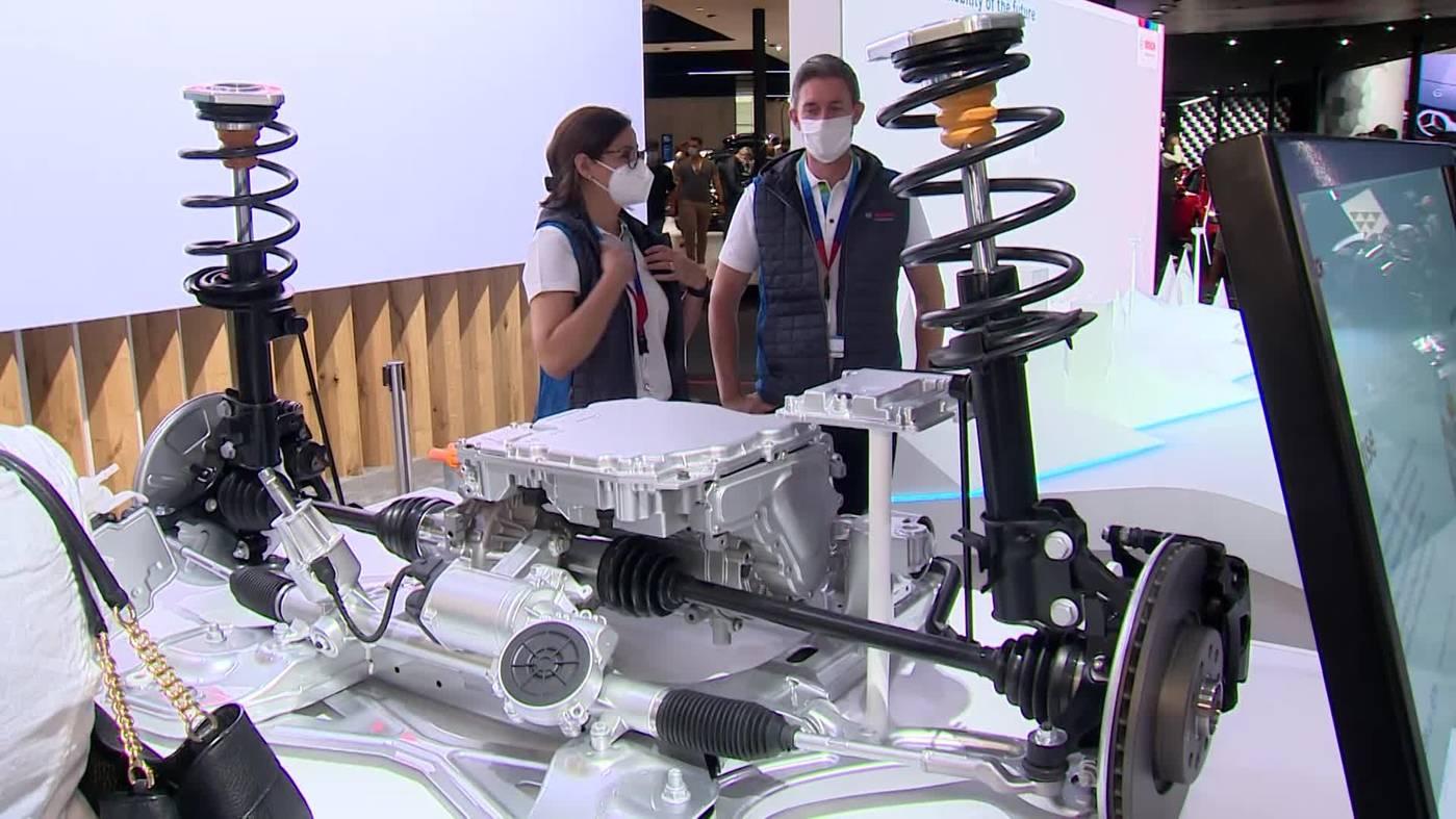 Bosch @ IAA Mobility 2021 in Munich