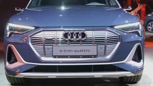 Audi e-tron LA Auto Show
