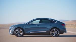 Footage – Audi e-tron Sportback
