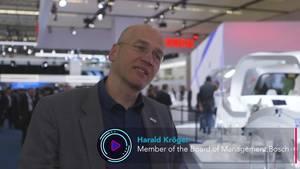 Preparing for the Autonomous Era - Bosch at IAA
