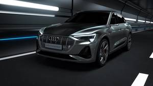Animation – Audi e-tron Sportback charging and thermal management (English)