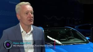 Hybrids Key to EV Transition says Ford