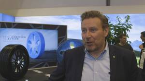 Michelin Showcases Indestructible Tyres at New Mobility World