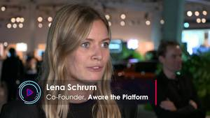 Sustainability for All -  Aware's Lena Schrum