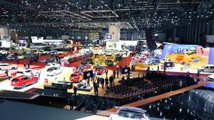 Shift AUTOMOTIVE GIMS 2019 Highlights