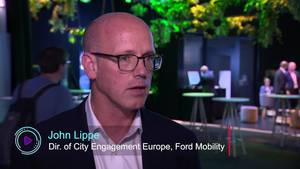 Using big data to save lives - Ford Mobiliy's John Lippe