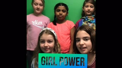 Thumbnail for entry Girl Power - Chicken Maths