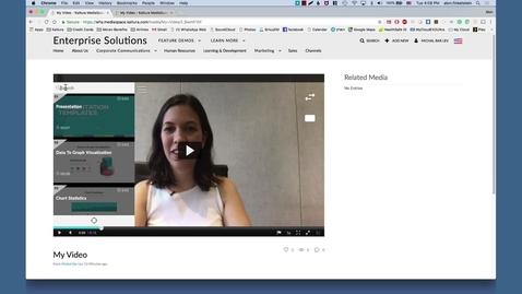 Thumbnail for entry Personal Capture Walkthrough