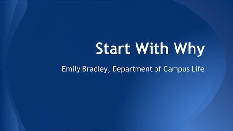 Thumbnail for entry Leadership_Start with Why