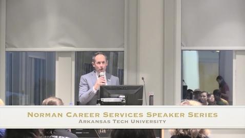 Thumbnail for entry Norman Career Services Speaker Series - Jennifer Keaton-Madewell