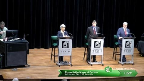 Thumbnail for entry Mayoral Debate