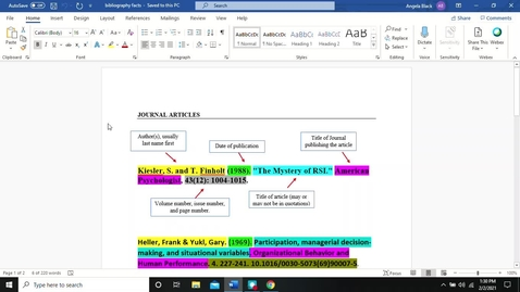 Thumbnail for entry Finding Full-Text From a Citation