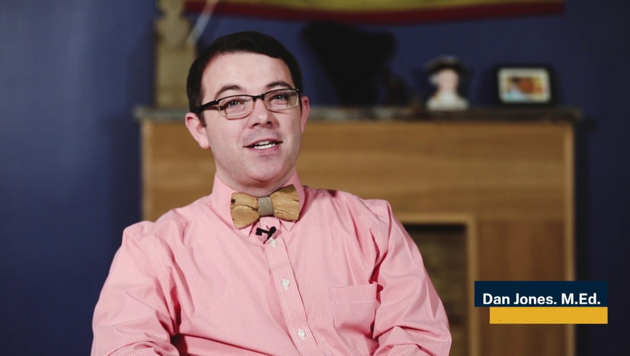 Dan's Story: Getting an Online Masters of Education from ACE