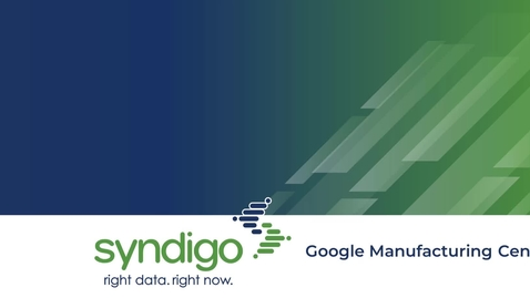 Thumbnail for entry Syndicating to Google Manufacturer Center