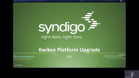Thumbnail for entry Intro to Kwikee Platform Upgrade