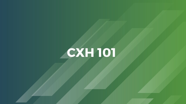 Thumbnail for channel CXH 101