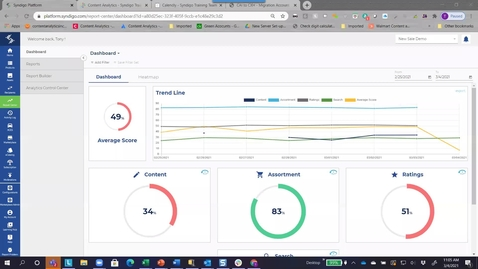 Thumbnail for entry Intro to Report Builder & Dashboards Configurations