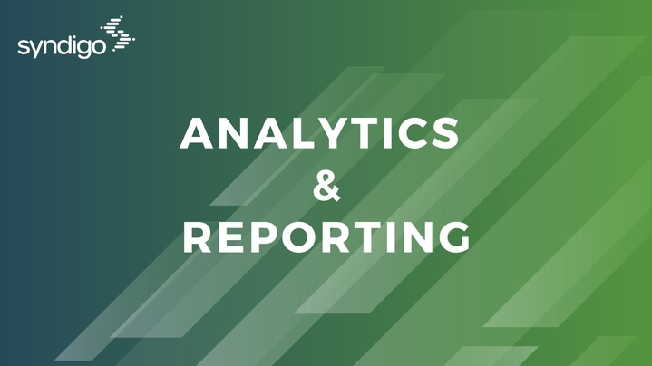 Thumbnail for channel Analytics & Reporting