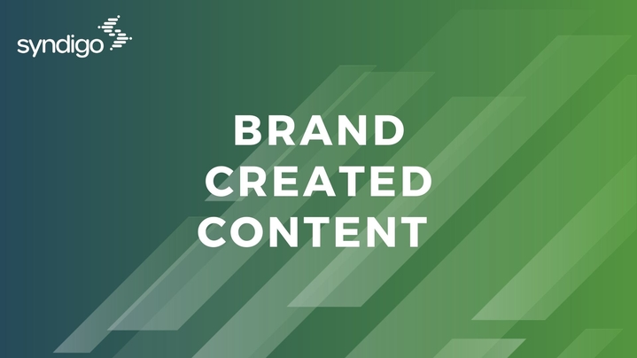 Thumbnail for channel Brand Created Content