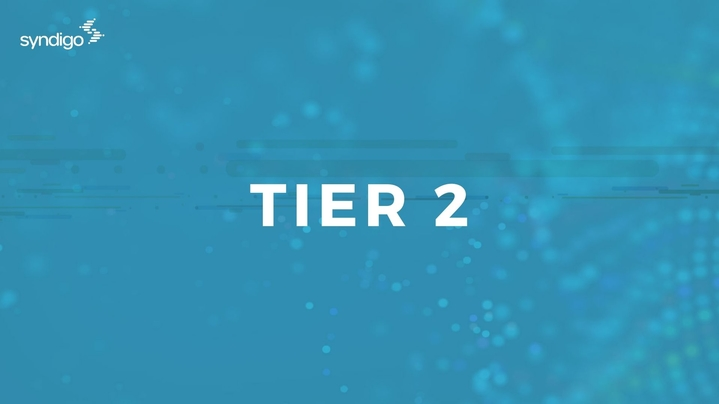 Thumbnail for channel Tier 2 Team
