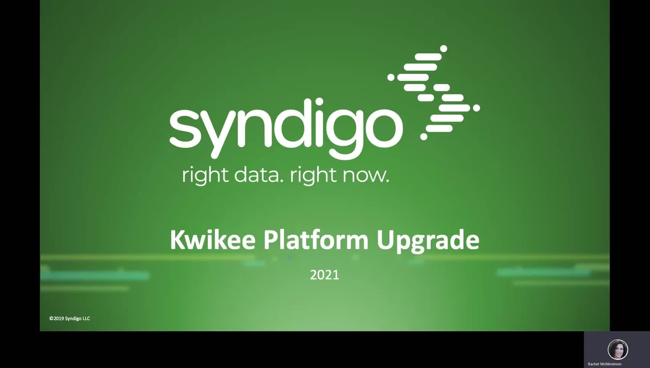 Kwikee Product Library Upgrade to CXH for Recipient Download Users