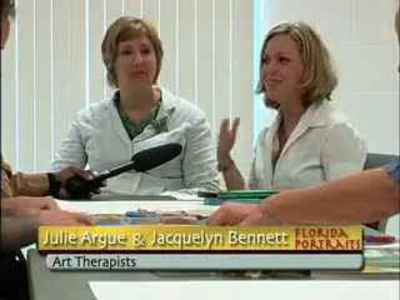 Florida Portrait - Art Therapy at Wakulla Correctional ...