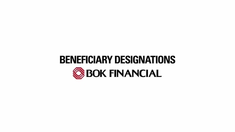 Thumbnail for entry Beneficiary Designation