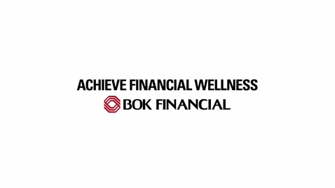 Thumbnail for entry Steps to Achieve Financial Wellness