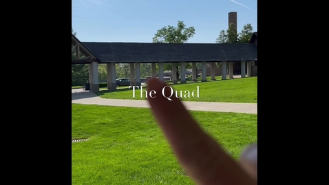 Thumbnail for entry Part VI of X - Spring 2021 Tour -  Leaving the Library & the Quad