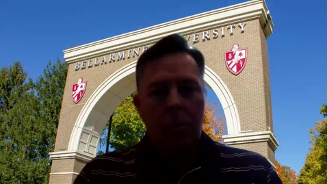 Thumbnail for entry Preview BU Bellarmine 101 Session